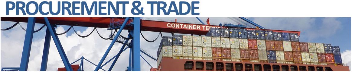 Barra procurement & trade
